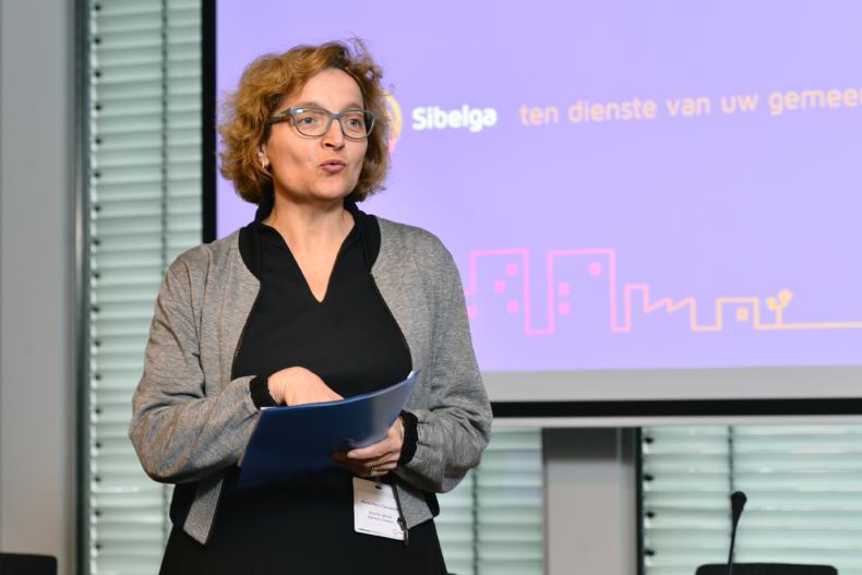 Sibelga Rapport Annuel 2019