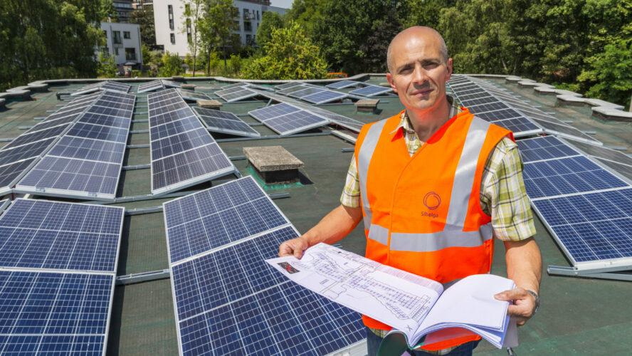 Sibelga Rapport Annuel 2019 Élèves et habitants unis par l'énergie verte