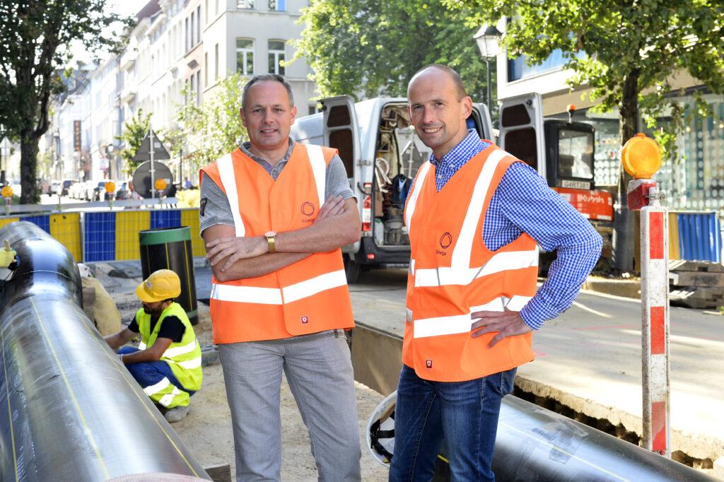 Sibelga Rapport Annuel 2019 De infrastructuren moderniseren