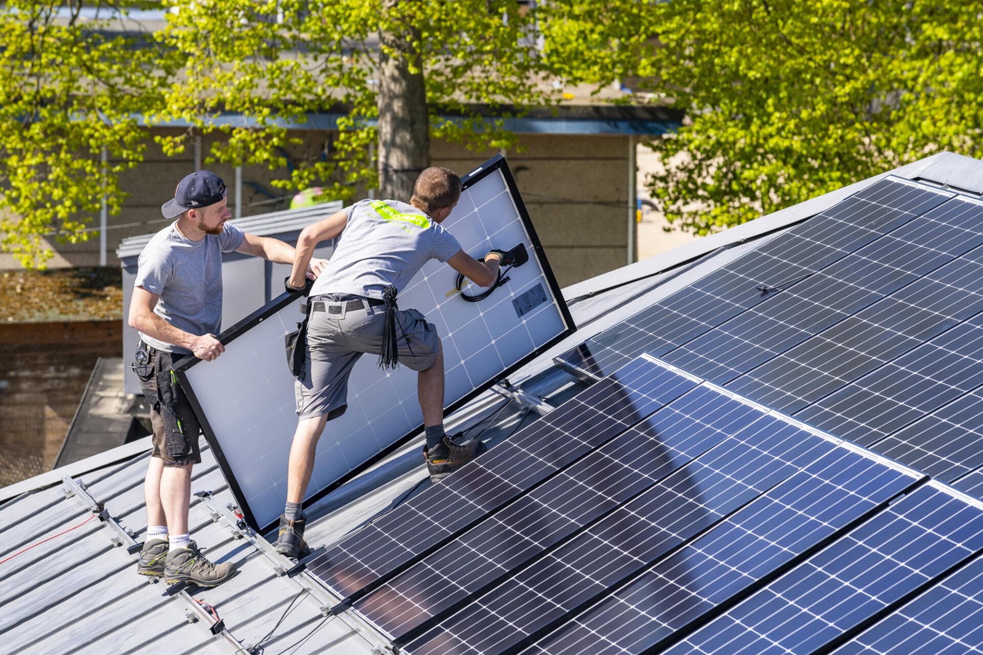 Sibelga Rapport Annuel 2019 De energietransitie