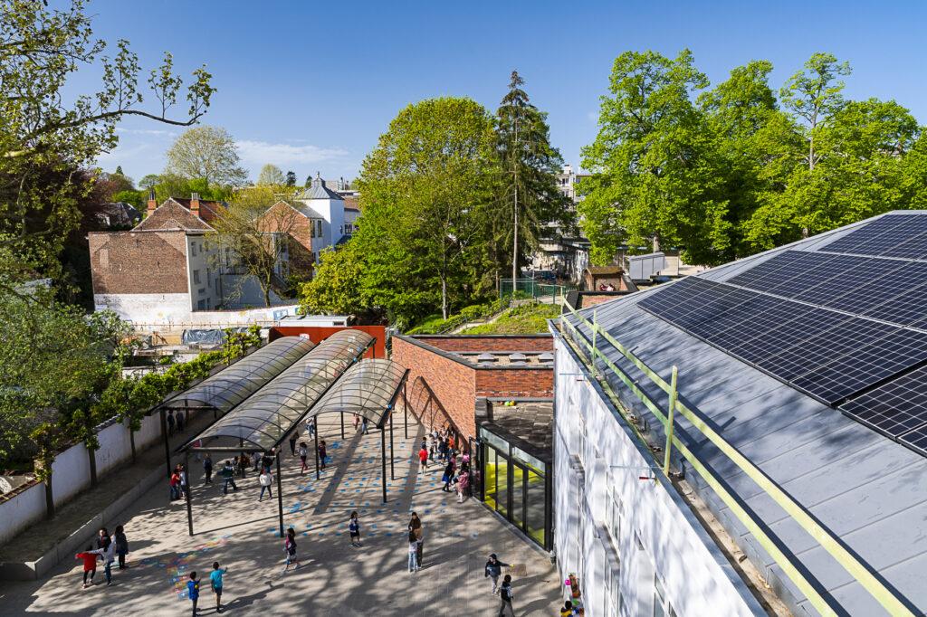 Sibelga Rapport Annuel 2019 Soutenir l'essor des communautés d'énergie renouvelable