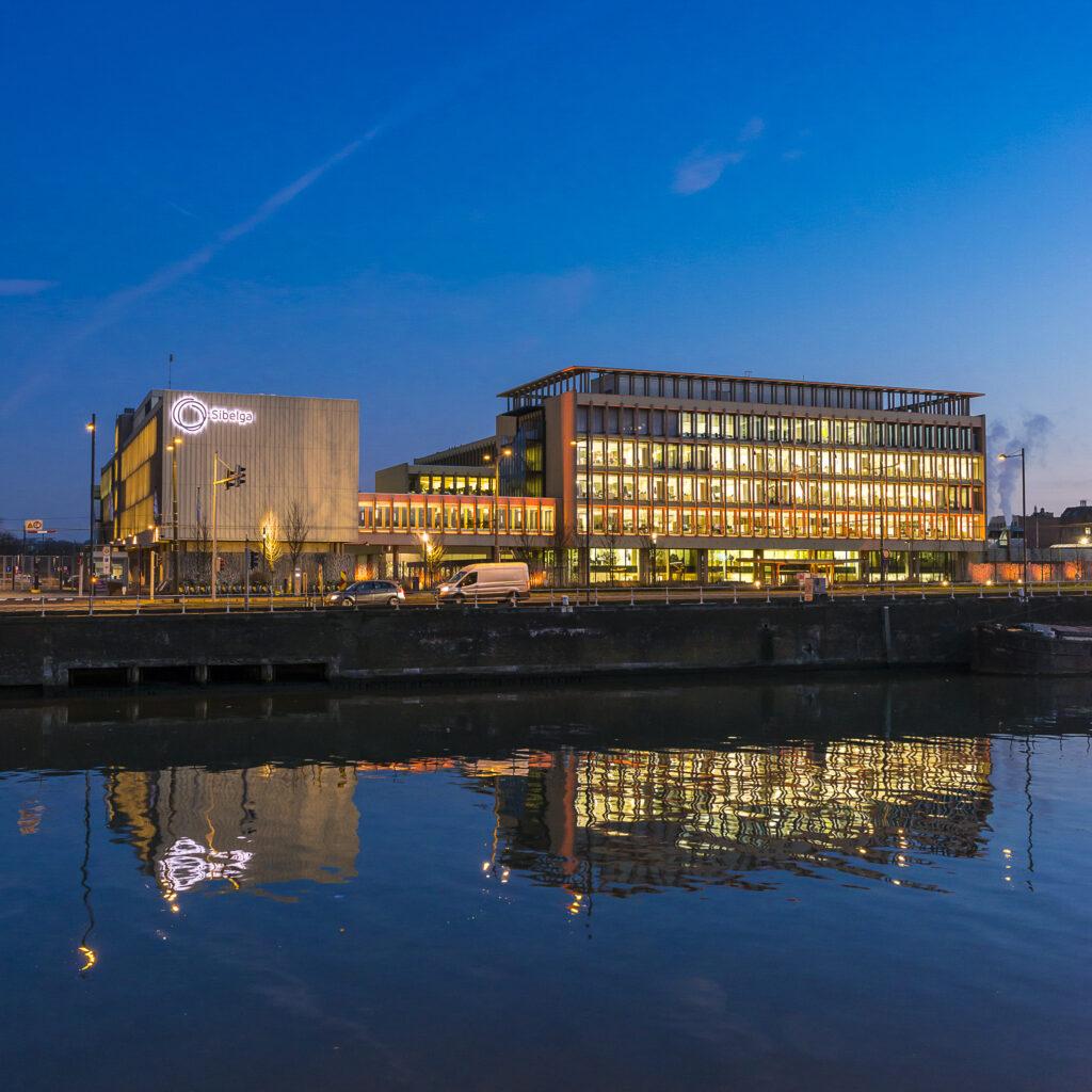 Sibelga Rapport Annuel 2019 Bilan financier